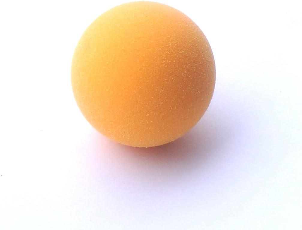 3 pelotas de futbolín profesional Robertson Bomber Naranja: Amazon ...