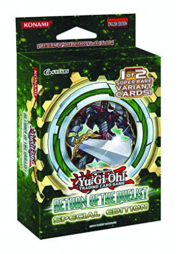 Yu-Gi-Oh! - RETURN OF THE DUELIST SPECIAL EDITION Mini (Special Edition Mini Box)