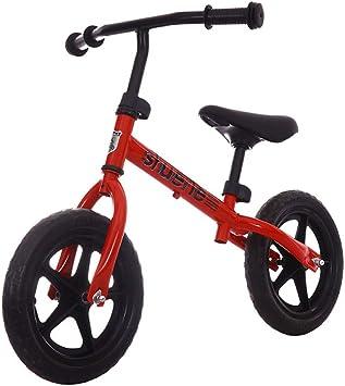TH Bicicleta Ciclismo para Niños Slide Bike No Pedal Balance ...