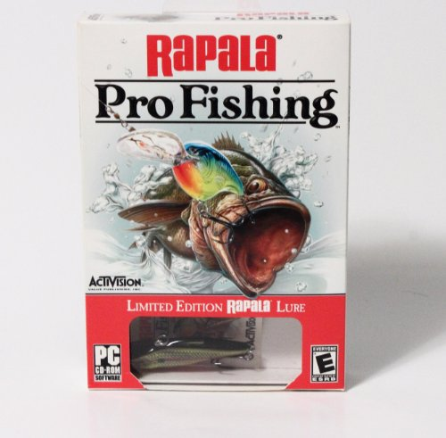 Rapala PRO FISHING Game for PC w/ FREE - Rapala Pro Fishing Pc