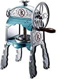 ドウシシャ 本格 かき氷屋さんのふわふわ氷かき器