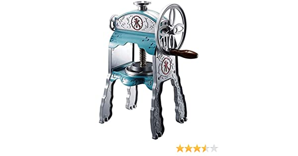 Doushisha Authentic Japanese shaved ice maker IS-AL-1500 [hand movement]