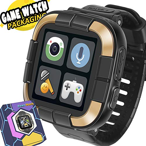 [Smart Watch for Kids] Walkie Talkie Watches with Game Digital Camera Alarm Timer Stopwatch, Touchscreen Smartwatch, Kids Watches Summer Birthday Holiday Gift Boys Girl Children