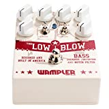 Wampler Pedals Low Blow V2 Bass Overdrive and Distortion Effects Pedal