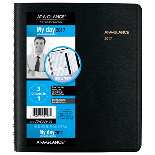 GLANCE Monthly Appointment Planner 70 206V 05