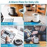 Coffee Mug Warmer with Auto Shut Off for
