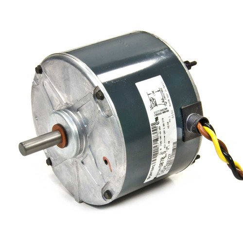 - OEM Upgraded GE Genteq 1/12 HP 230v Condenser Fan Motor 5KCP39BGY539S