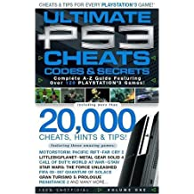 "Ultimate PS3 Cheats and Guides - Includes Bonus LitttleBigPlanet Guide: v. 1: Featuring ""Call of Duty: World at War"", ""GTA IV"" and Many More... by Papercut (30-Oct-2008) Paperback"