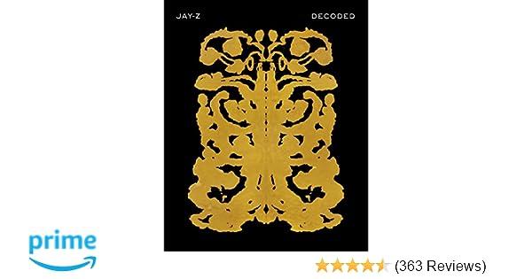 Amazon com: Decoded (8580001052793): Jay-Z: Books