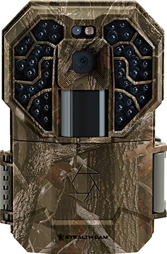Stealth Cam 14.0 Megapixel 45 No-Glo IR Trail - Mens Black Pics