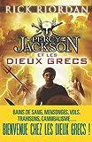 vignette de 'Percy Jackson n° 6<br /> Percy Jackson et les dieux grecs (Rick Riordan)'
