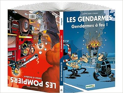Livres gratuits INTEGRALE GENDARMES T13 - POMPIERS T10 pdf, epub ebook