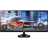 LG 34UM58-P 34IN FHD ips LED Gaming Monitor 2560 X 1080 Black