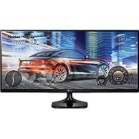 LG  34UM58-P 34 Class 21:9 UltraWide Full HD IPS LED Monitor