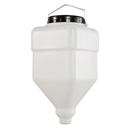 5 L. Depósito para Dispenser Sistema de mostaza dispensador, dispensador de ketchup Heinz,