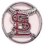St. Louis Cardinals Cut Out Logo Pin