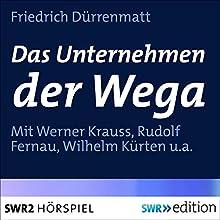 Das Unternehmen der Wega Performance Auteur(s) : Friedrich Dürrenmatt Narrateur(s) : Werner Krauss, Paul Bildt, Rudolf Fernau, Henny Schneider-Wenzel, Arthur Mentz