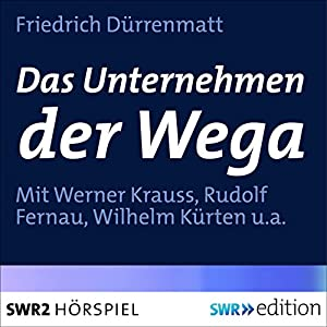 Das Unternehmen der Wega Hörspiel