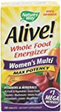 Nature's Way Alive! Women's Multi Maximum Potency, 90 Tablets