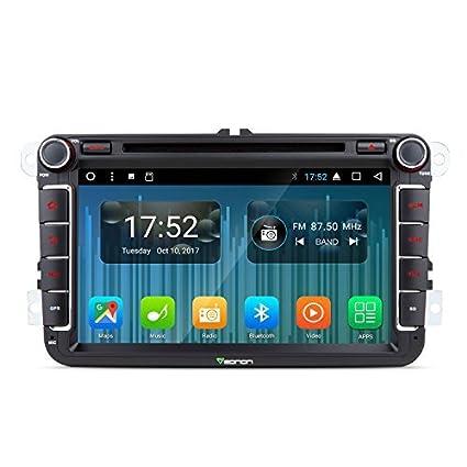 Amazon.com: Eonon ga8153 Radio estéreo de coche Android 7.1 ...