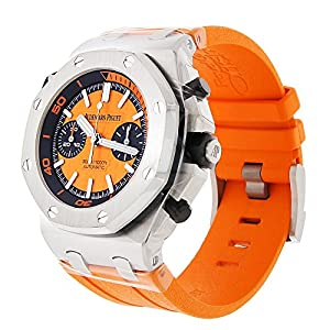 Audemars Piguet AP Royal Oak Offshore Diver Chronograph Orange 26703ST.OO.A070CA.01