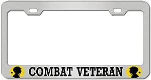 Amazon.com: Combat Veteran (Vietnam) Chrome Military