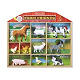 Melissa & Doug Farm Friends Classic Play Sets