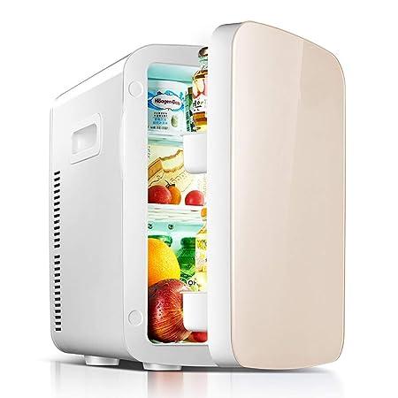 QJJML Mini portátil pequeña refrigeración calefacción Medicina ...