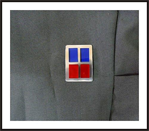 [Star Wars Imperial Officer Uniform Rank Bar: Lieutenant] (Lieutenant Costumes)