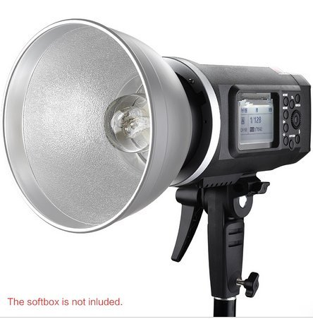 GOWE TTL All-in-One Speedlight GN87 with 2.4G X System for Bowen Mount Flash light for Canon E-TTL II Nikon i-TTL
