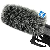 Micover Slipover Windscreen for RODE VideoMic VM