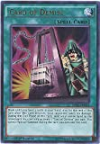 Yu-Gi-Oh! - Card of Demise (MIL1-EN014) - Millennium Pack 1 - 1st Edition - Ultra Rare