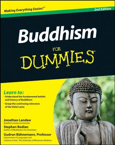 Buddhism For Dummies pdf epub