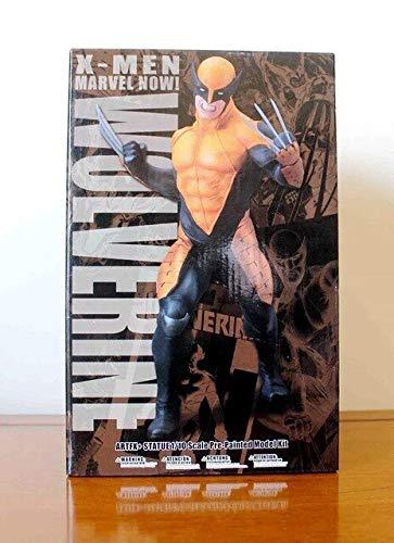 VIET FG Wolverine Logan Justice League Artfx+ X Force Statue X Men The Flash Weapon X Iron Anime PVC Action Toy Figures Model Collection -Complete Series Merchandise