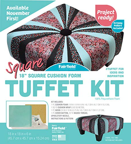Fairfield Square Tuffet Kit, 18