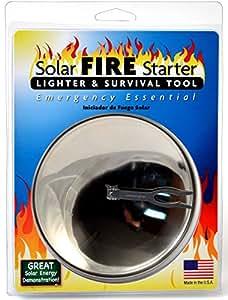 Solar Spark Lighter and Survival Tool by Sundance Solar