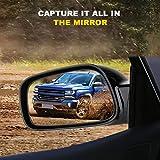 Ineedup Driver Side Mirror Replacement Mirror Side