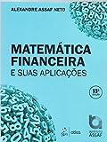 capa de Matemática Financeira e Suas Aplicações