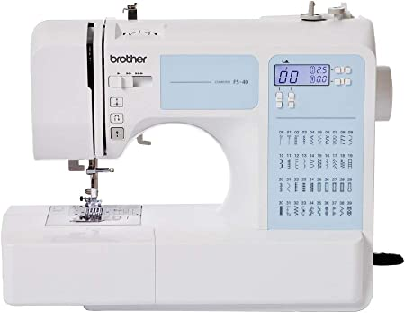 BROTHER FS 40 Máquina de coser: Amazon.es: Hogar