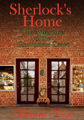 Sherlock's Home: The Adventure of the Contentious Crone (Finn Sherlock Book 1)]()
