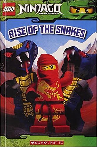 Rise of the Snakes Lego Ninjago: Masters of Spinjitzu ...
