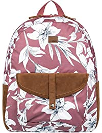 Womens Carribean Printed Backpack