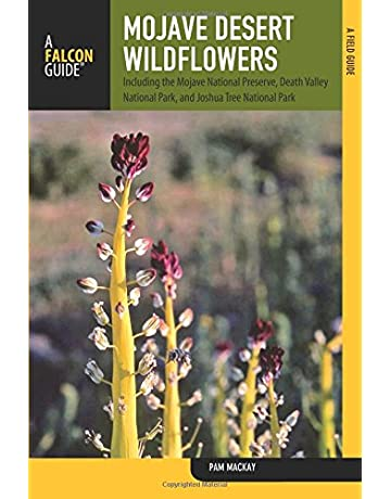 Mojave Desert Wildflowers: A Field Guide To Wildflowers, Trees, And Shrubs Of The