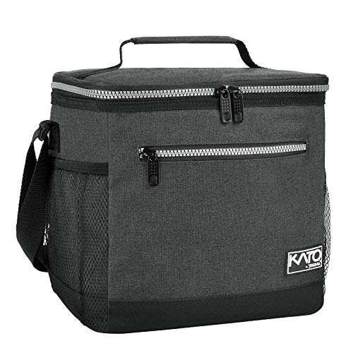 Large Insulated Lunch Bag for Women Men