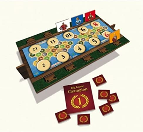 Catan: The Big Game - Event Kit - Board Game - English: Amazon.es: Juguetes y juegos