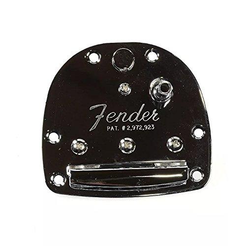 Fender Jaguar/Jazzmaster USA Tremolo Assembly Chrome by Fender Fender