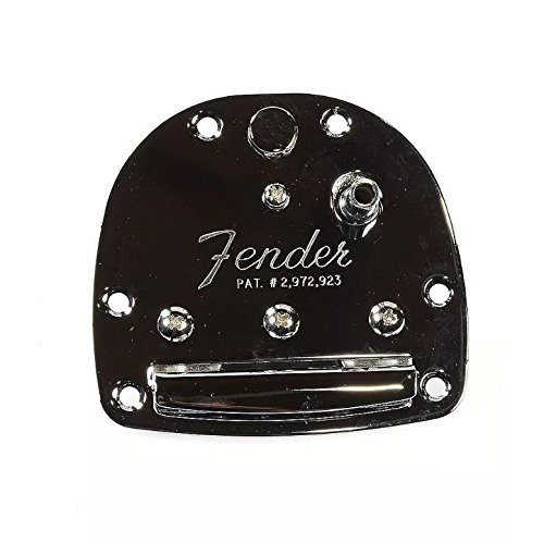 Fender Jaguar/Jazzmaster USA Tremolo Assembly Chrome ()