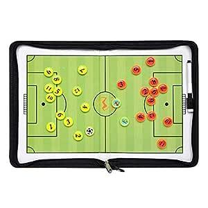 vap26 Marcador portátil Demonstración Plegable de fútbol táctico ...