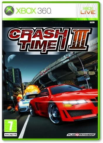 Crash Time III (Xbox 360) by pqube: Amazon.es: Videojuegos