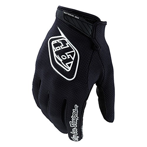Troy Lee Designs Air Full finger gloves Gentlemen black (Size: L)